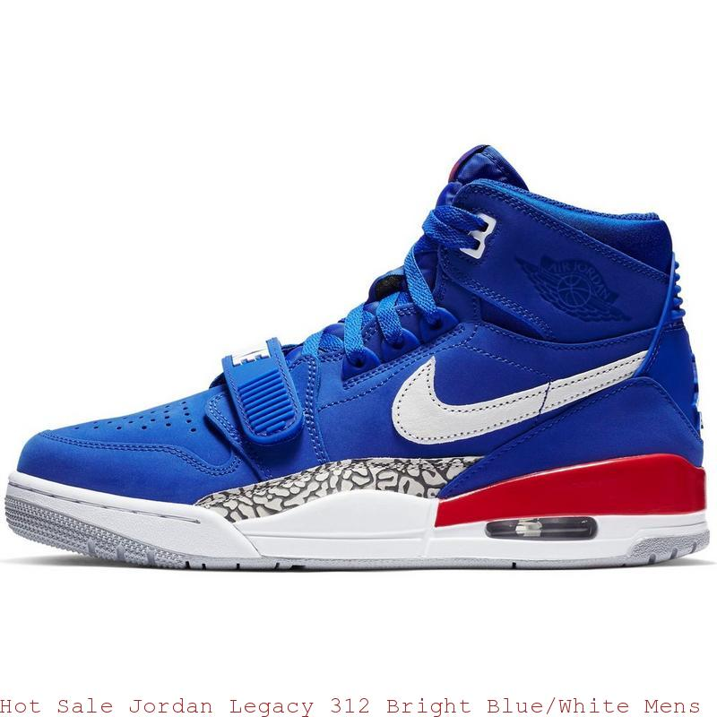 bba55a7fa848 Hot Sale Jordan Legacy 312 Bright Blue White Mens Shoe – air max ...