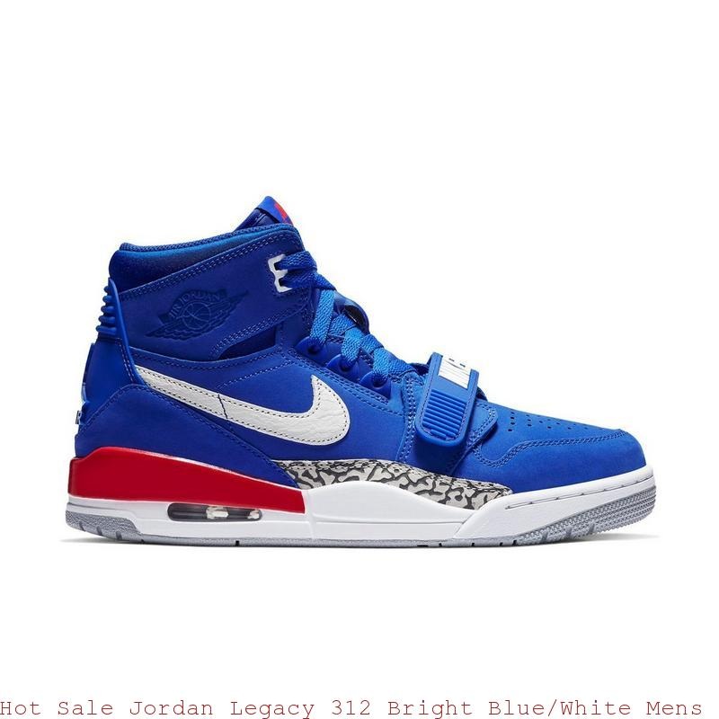 Hot Sale Jordan Legacy 312 Bright Blue White Mens Shoe – air max ... 3015031e0991