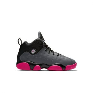 90becc76b83 Perfect Quality Jordan Jumpman Team II Grey Pink Preschool Kids Shoe –  cheap jordans wholesale free shipping – S0379