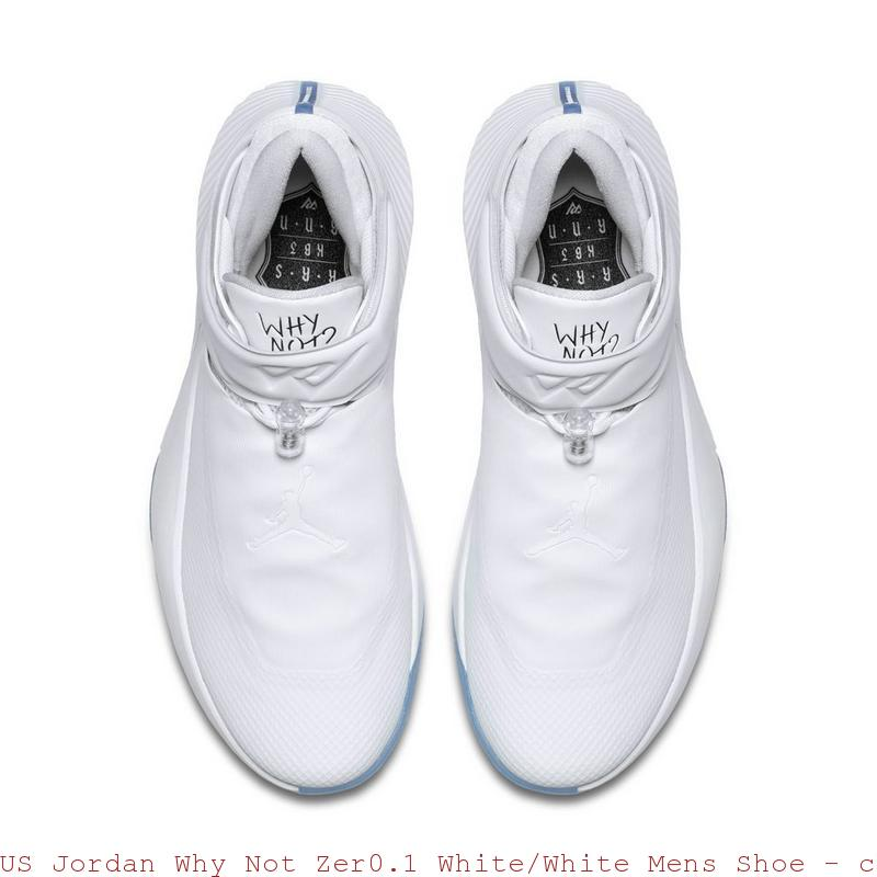 2c413547f2 US Jordan Why Not Zer0.1 White/White Mens Shoe - cheap nike shoes ireland -  Q0123